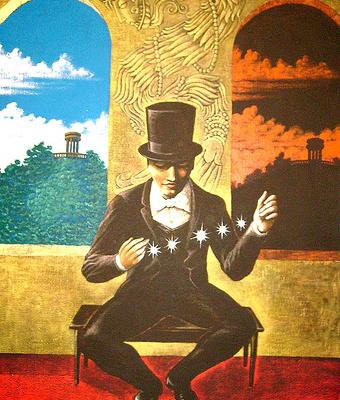 El Mago by Felipe Burchard