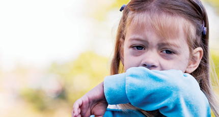 Recently Vaccinated Kids Are Spreading Pertussis Everywhere