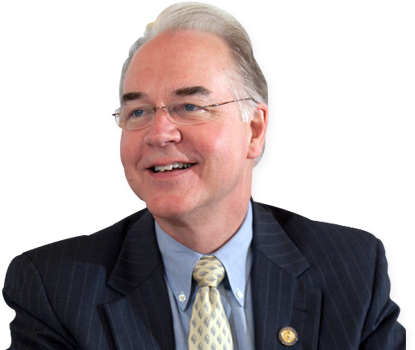 Nominee for Secretary of Health and Human Services Tom Price Supports Individual Autonomy