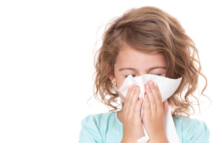 Childhood Flu Could Predict Future Vulnerability
