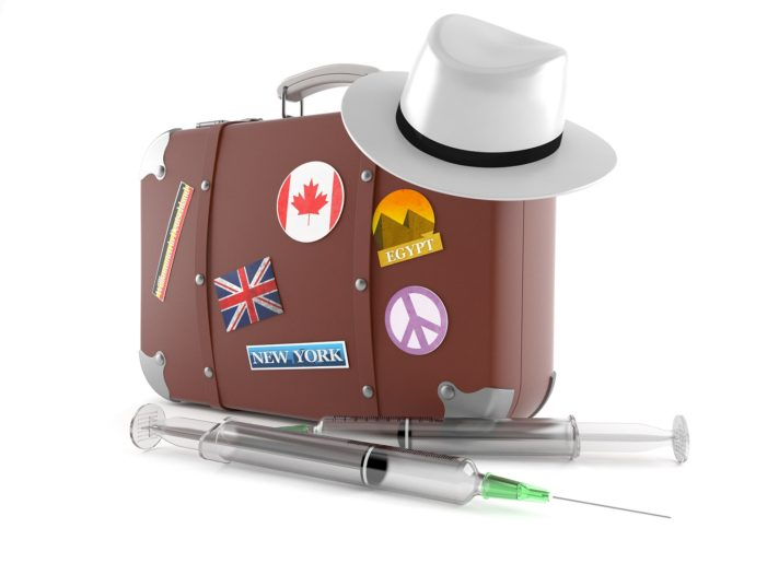 Americans Traveling Abroad Face Vaccine Decisions