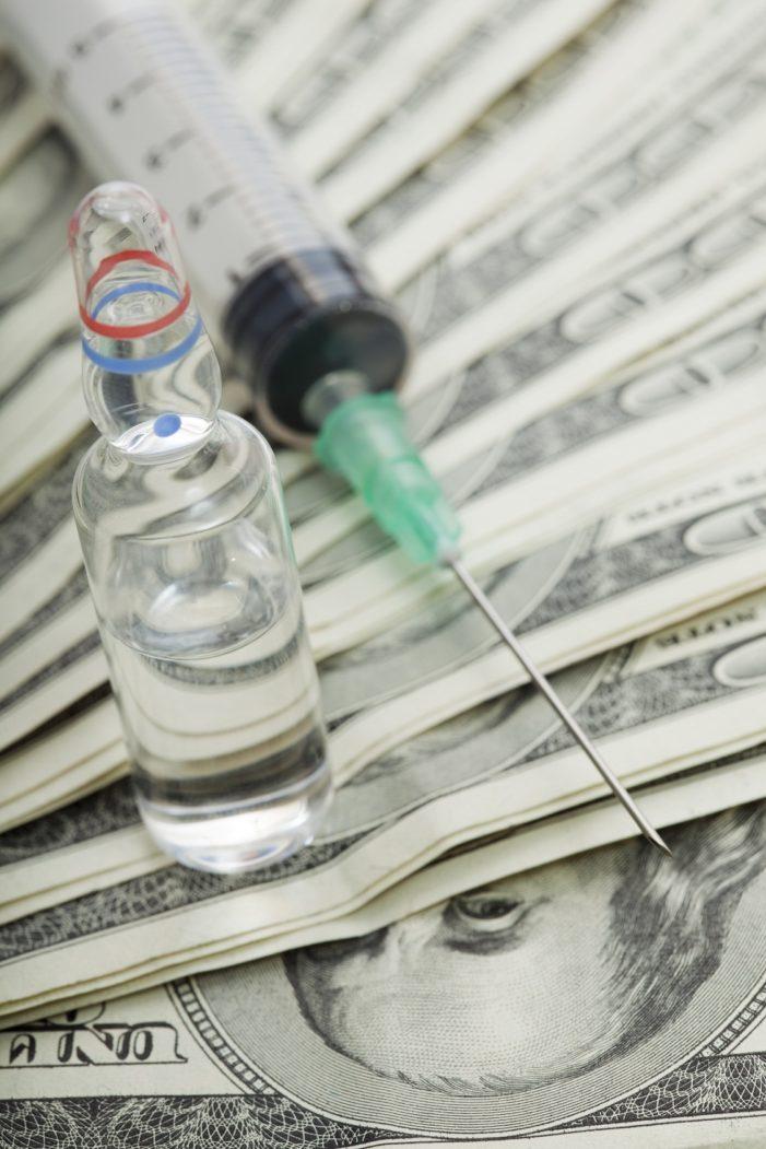 Pharma Won't Fund Heroin Vaccine Trials