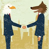 wolf-in-suit-shaking-hands