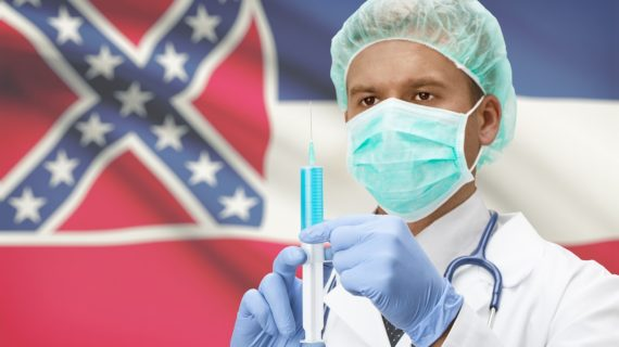 Mississippi: Most Vaccinated and Most Unhealthy