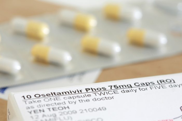 Tamiflu Again Linked to Extreme Adverse Reactions
