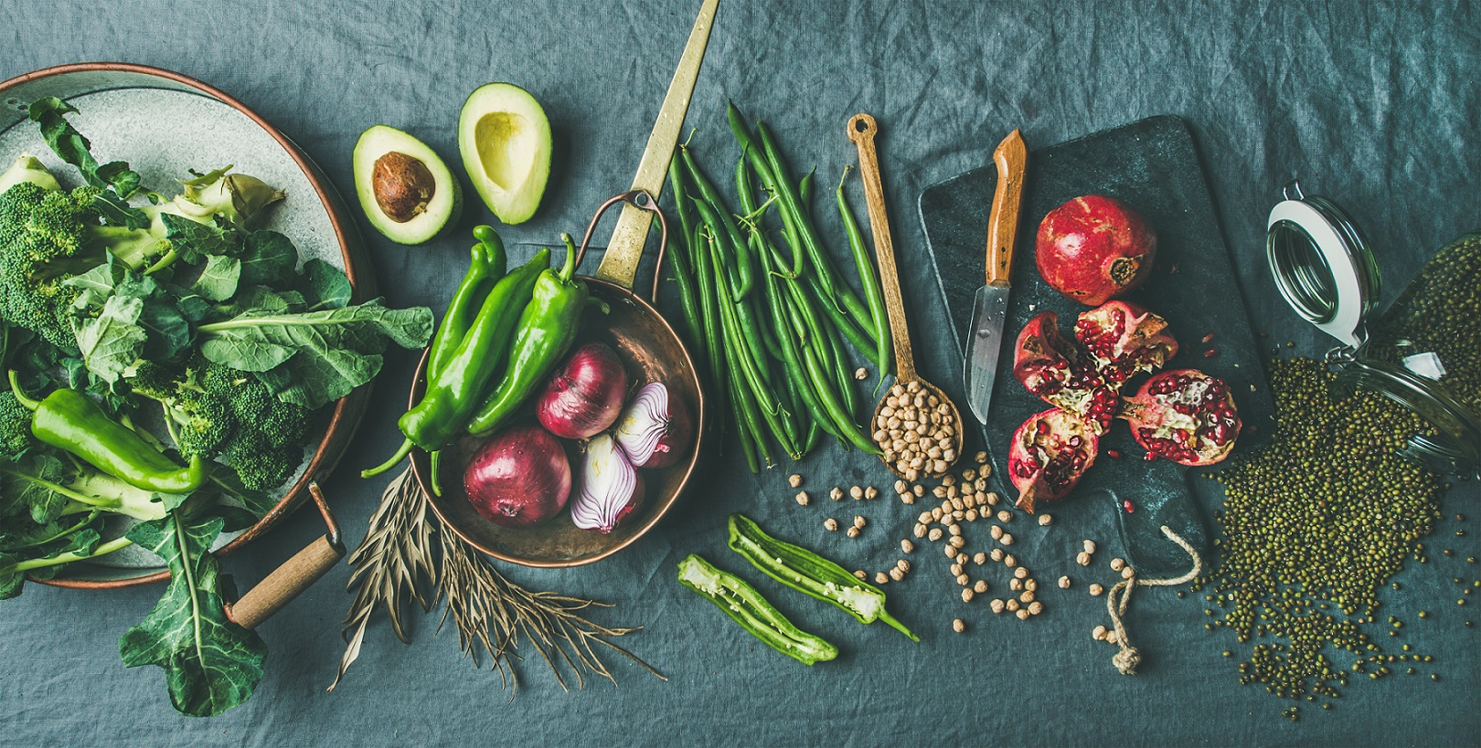 Overview of Anti-Inflammatory Diets