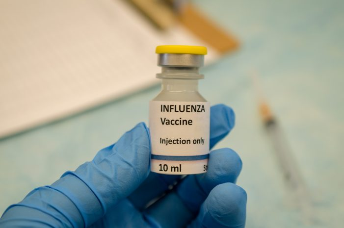 Six-Year-Old Had Gotten a Flu Shot But Reportedly Died of Influenza