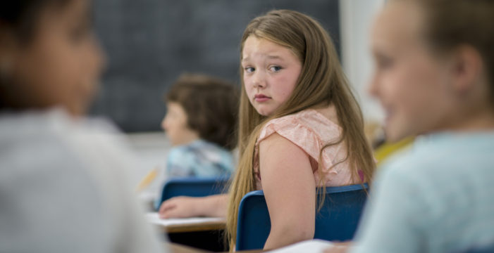 Children Given Flu Shots in School Classrooms