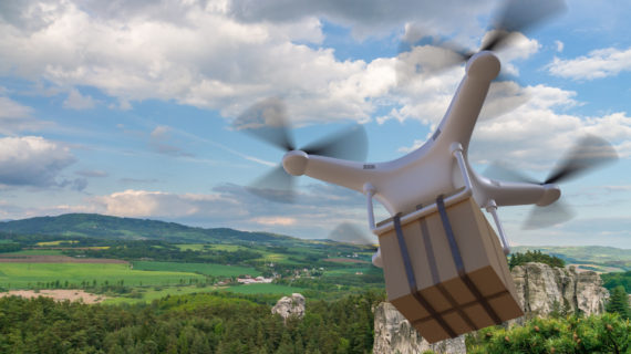 Drones to Deliver Vaccines to South Pacific Island