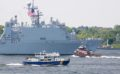 Mumps-like Parotitis Strikes Crew of U.S. Navy Ship