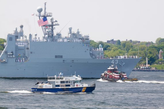 Mumps-like Parotitis Strikes Crew of U.S. Navy Ship