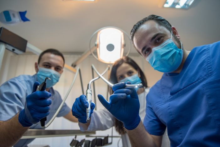 Dentists in Oregon Are Vaccinators Now