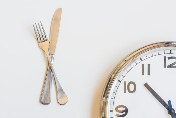 Intermittent Fasting to Curb Inflammation