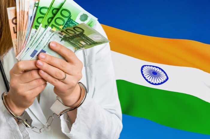 Doctors in India and U.S. Get Big Money and Gifts from Pharma