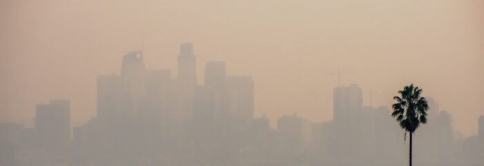 Study Shows Link Between Fine Particle Air Pollution and COVID-19 Mortality
