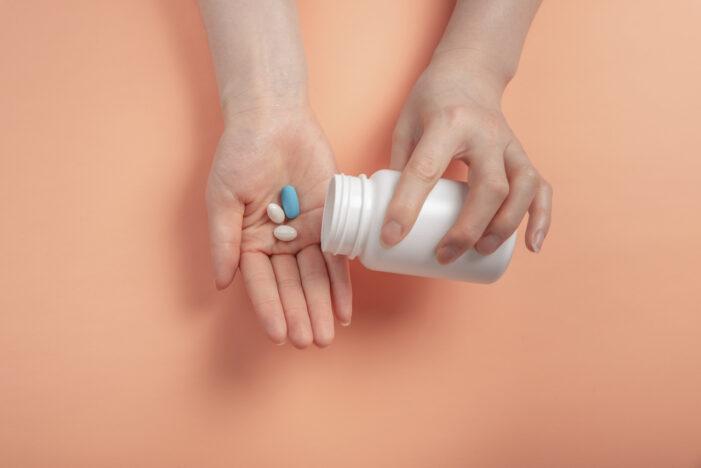 Anti-Depressants in Short Supply During COVID-19 Lockdowns