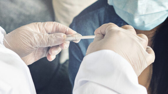 Coronavirus Testing Suspended at Boston Lab After Many False Positive Results