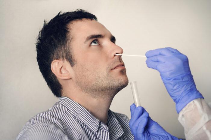 Coronavirus Cases Plummet When PCR Tests Are Adjusted