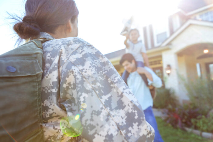 Poll: Half of U.S. Military Families Do Not Want COVID-19 Vaccine