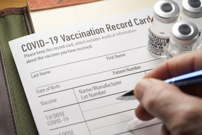 CDC Reports 1,637 Deaths Following COVID-19 Vaccinations