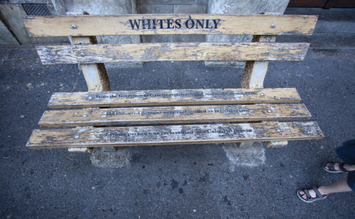 Disease Is the Newest Excuse for Segregation