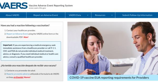 thevaccinereaction.org