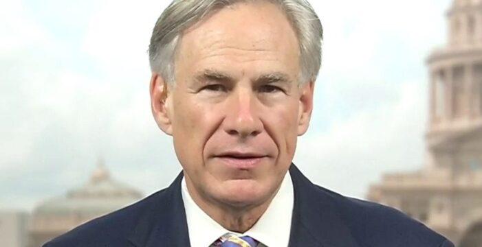 """Texas Gov. Abbott Joins Growing Club of Coronavirus """"Breakthrough Cases"""""""